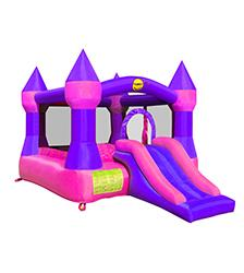 Happy Hop - Princess Castle Bouncer with Slide