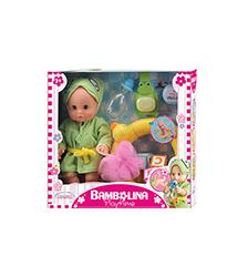 Playtime 6 in 1 Bathing set