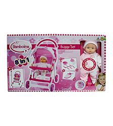 SMALL BUGGY SET