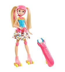 Barbie, -Video Game Hero - Light-Up Skates Barbie Doll