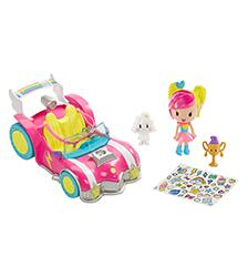 Barbie, -Video Game Hero - Vehicle & Figure Playset