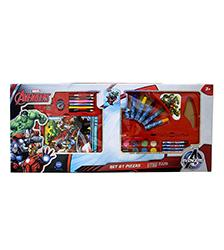 Cife Coloring, -Avengers - 61 Piece Set