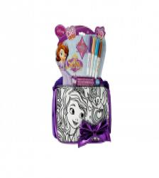 Sofia the First Cute Bow Shoulder Bag