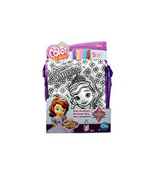 Sofia the First Messenger Bag