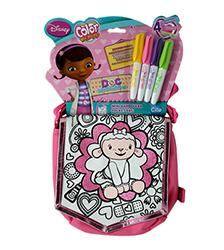 Doc Mcstuffins Pocket Bag