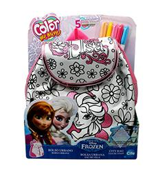 Frozen City Bag