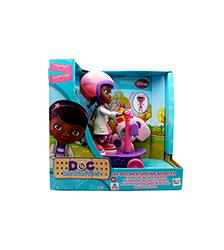 RC Doc Mcstuffins Scooter