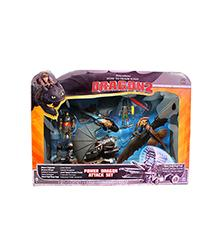 Battle at Dragon Mountain Set - Dreamworks Dragons