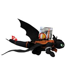 Soaring Toothless