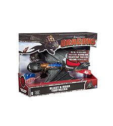 Blast & Roar Toothless