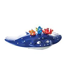 Swigglefish Mr. Ray 3 in 1 Playset