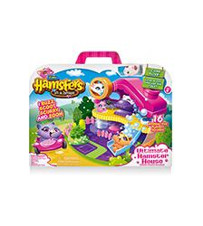 Ultimate Hamster House Playset - Hamsters in a House