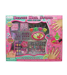 Deluxe Nail Studio - Hot Focus