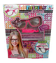 Fashion Eyeglasses - Hot Focus