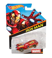 Marvel Character Cars