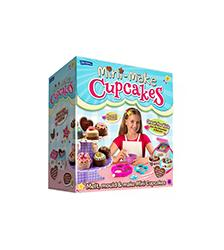 Mini-Make Cupcakes - John Adams