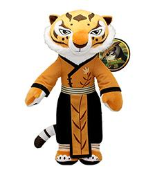 "12"" Tigress Plush Toy  - Kung Fu Panda 3"