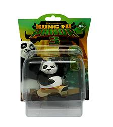 "2"" Collectible Figure - Single Pack - Kung Fu Panda 3"