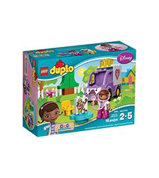 10605 Doc Mcstuffins Rosie the Ambulance
