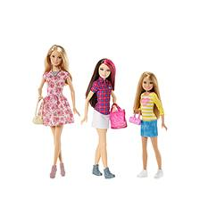 Barbie Sisters Dolls