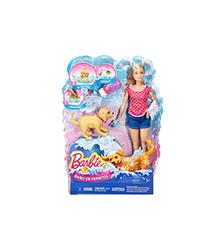Splish Splash Pup Playset