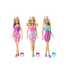Barbie Gift for Girl Assortment