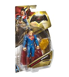 "Batman v Superman: Dawn of Justice Shield Clash Superman 6"" Figure"