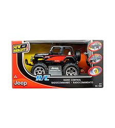 1:16 Jeep / Ram Trucks - New Bright