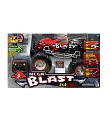 Mega Blast Trucks - New Bright