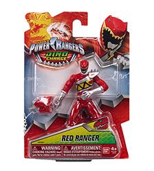 "4"" Action Figures - Power Rangers"