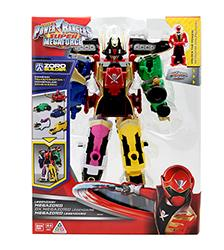 Zord Builder - Legendary Megazord - Power Rangers