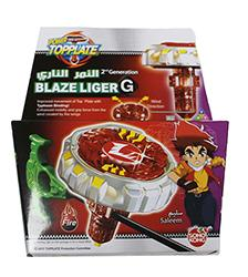 Blaze Liger G - Power Top Plate