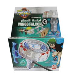 Wings Falcon G - Power Top Plate