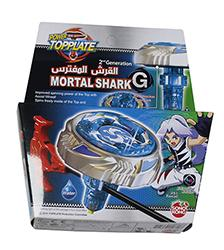 Mortal Shark G - Power Top Plate