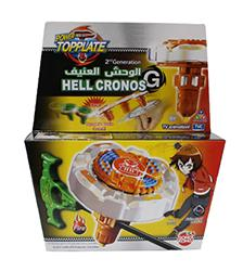Hell Cronos G - Power Top Plate