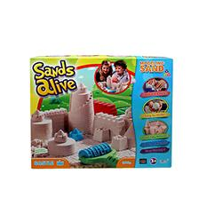 Super Sand Castle - Sands Alive!
