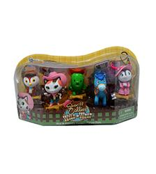 Nice & Friendly Corners Figure Pack - Sheriff Callie