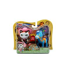 Collectible Figures - 2 Pack - Sheriff Callie