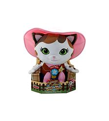 Callie-oke Sing Along Plush - Sheriff Callie