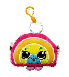 "4.5"" Plush Keychains - Shopkins"