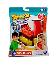 Action Set - Skwooshi
