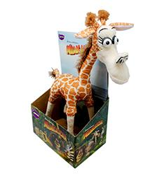 "12"" Melman Plush Toy - Softeez"