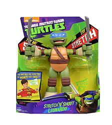 Stretch N Shout Figures - Teenage Mutant Ninja Turtles