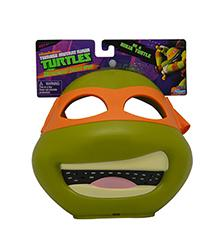 Deluxe Turtle Masks - Teenage Mutant Ninja Turtles