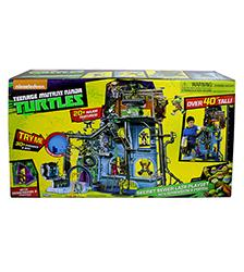 Secret Sewer Lair Playset - Teenage Mutant Ninja Turtles