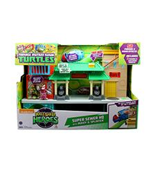 Super Sewer HQ Playset - Teenage Mutant Ninja Turtles