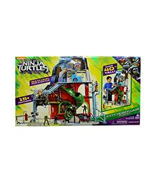 City Sewer Lair Playset - Teenage Mutant Ninja Turtles