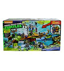 Giant Leonardo Playset - Teenage Mutant Ninja Turtles