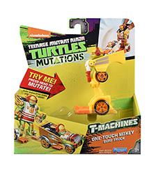 One – Touch Mikey Surf Truck - Teenage Mutant Ninja Turtles