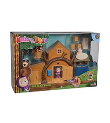 Masha & The Bear - Masha & The Bear Big Bear House